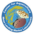 logo for California State University Moss Landing Marine Laboratories Center for Aquaculture